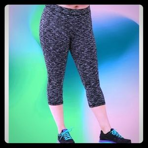 Lane Bryant Wicking Capri Legging